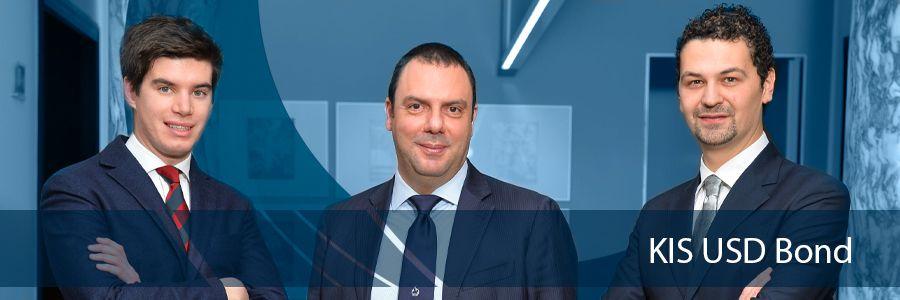 Team Fixed Income di Kairos - KIS USD Bond