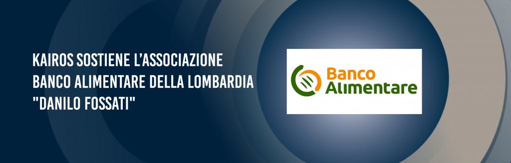 Banco Alimentare Lombardia 2021